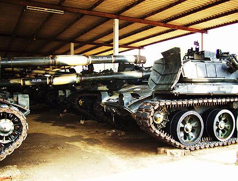 Al-Zarrar - Gói nâng cấp đáng tiền của dòng xe tăng T-54/55 - Ảnh 4.