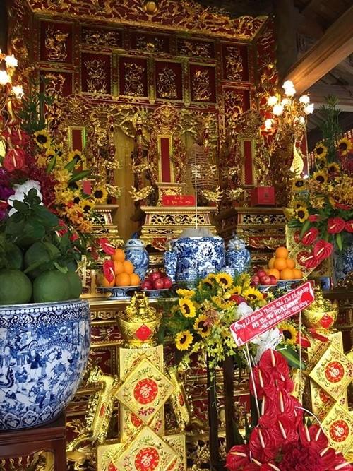Cận cảnh bên trong nhà thờ trăm tỉ tráng lệ của Hoài Linh - Ảnh 14.