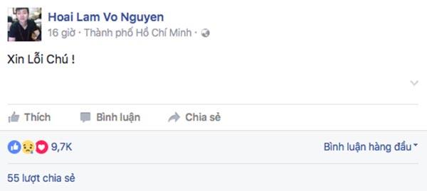 Lời xin lỗi đặc biệt nhất khi Minh Thuận qua đời - Ảnh 1.
