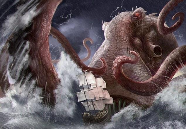 Đây là con thủy quái đáng sợ nhất nơi đáy đại dương tăm tối - Ảnh 4.
