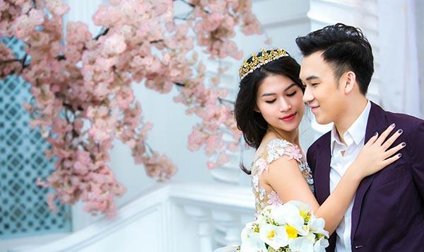 Dương Triệu Vũ, Ngọc Thanh Tâm bất ngờ tung ảnh cưới lãng mạn - Ảnh 6.