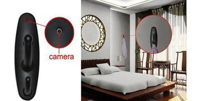 Khách sạn cài máy quay lén chiếu thẳng giường, nữ khách hàng thất kinh vì rơi vào tầm ngắm - Ảnh 3.
