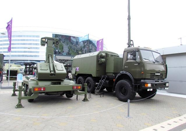 Đại diện BQP VN ngắm tên lửa phòng không hiện đại của Belarus - Ảnh 4.