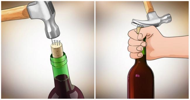 Những bí kíp mở rượu vang không cần dụng cụ mà quý ông nào cũng phải biết! - Ảnh 8.
