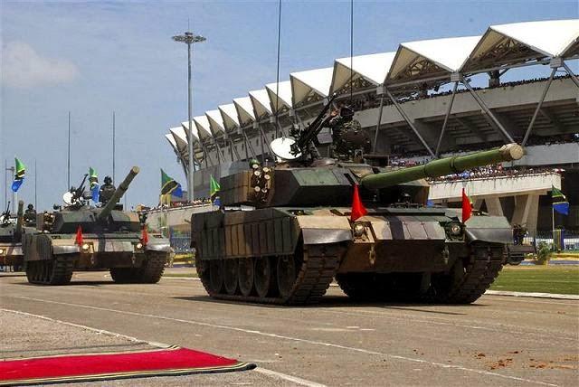 Al-Zarrar - Gói nâng cấp đáng tiền của dòng xe tăng T-54/55 - Ảnh 6.