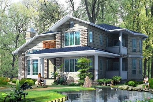 Nhà ở có 7 đặc điểm thuận phong thủy này, gia chủ cứ yên tâm càng ở càng có tiền - Ảnh 6.