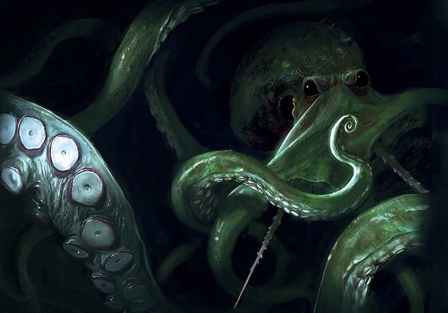 Đây là con thủy quái đáng sợ nhất nơi đáy đại dương tăm tối - Ảnh 3.