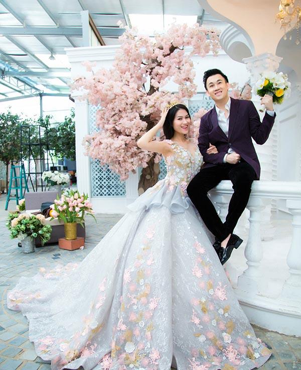 Dương Triệu Vũ, Ngọc Thanh Tâm bất ngờ tung ảnh cưới lãng mạn - Ảnh 8.