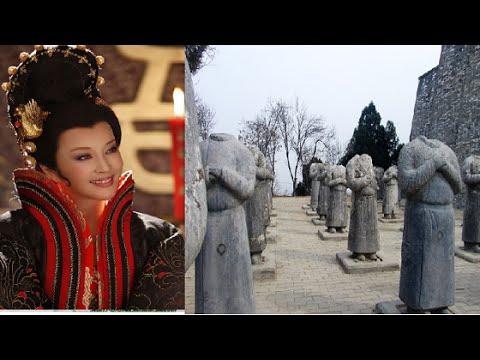 Bí mật rợn người trong hầm mộ của Võ Tắc Thiên - Ảnh 5.
