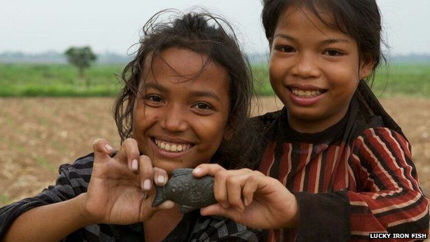 Câu chuyện thú vị về con cá sắt trong bữa cơm của người Campuchia - Ảnh 3.