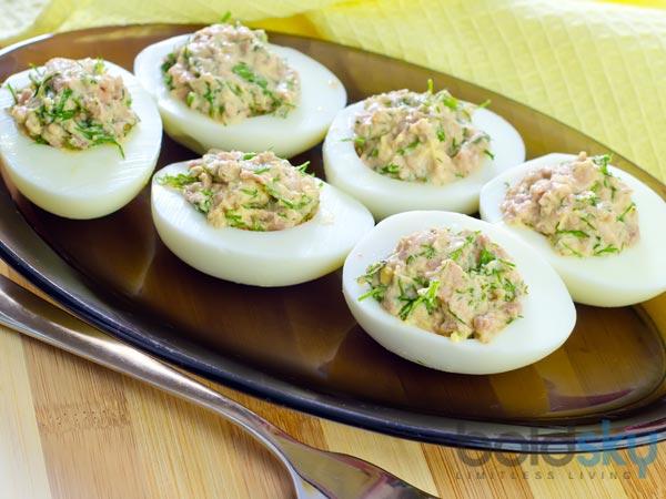 Cách chế biến 7 món trứng/tuần vừa bổ dưỡng mà không gây chán - Ảnh 7.