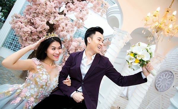 Dương Triệu Vũ, Ngọc Thanh Tâm bất ngờ tung ảnh cưới lãng mạn - Ảnh 9.