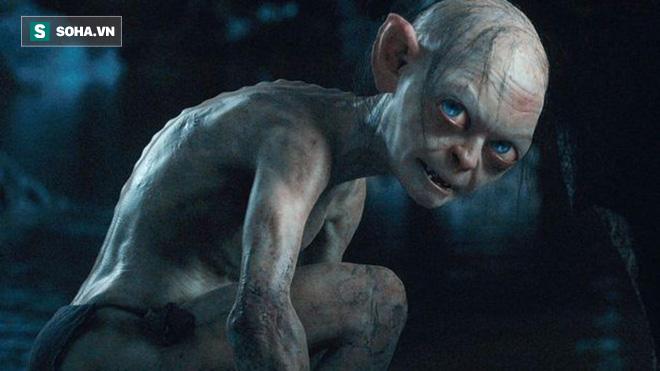 Gollum - Con quái vật độc nhất vô nhị trong lịch sử thần thoại - Ảnh 1.