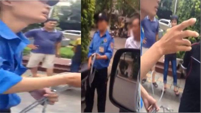 Phó Giám đốc BV Nhi TƯ cảm thấy xấu hổ vì hành vi của bảo vệ - Ảnh 1.