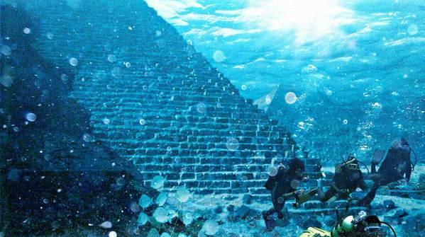 Phát hiện 2 kim tự tháp thủy tinh dưới biển Tam giác quỷ Bermuda - Ảnh 2.