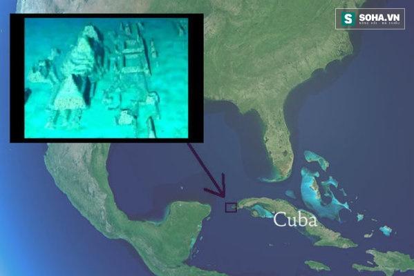 Phát hiện 2 kim tự tháp thủy tinh dưới biển Tam giác quỷ Bermuda - Ảnh 4.