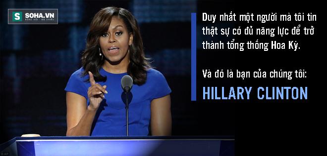 Toàn văn phát biểu của bà Obama tại đại hội đảng Dân chủ - Ảnh 5.