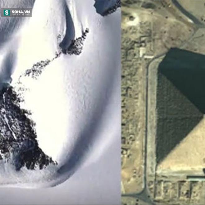 """Đã phát hiện 7 hiện tượng siêu bí ẩn ở Nam Cực - """"miền đất hứa"""" của trùm phát xít Hitler - Ảnh 2."""