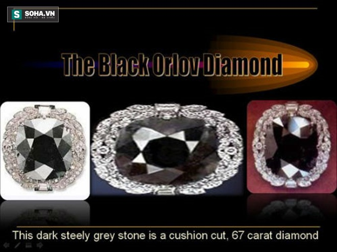 Kể chuyện cổ vật: Viên kim cương đen và lời nguyền chết chóc - Ảnh 3.