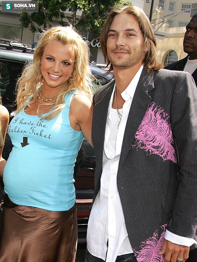 Hành trình đứng dậy sau scandal của Britney Spears - Ảnh 5.