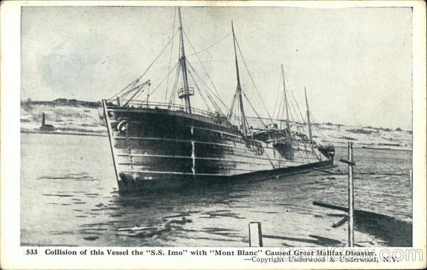 Vụ nổ Halifax: Thảm họa phi hạt nhân khủng khiếp nhất 100 năm qua - Ảnh 2.