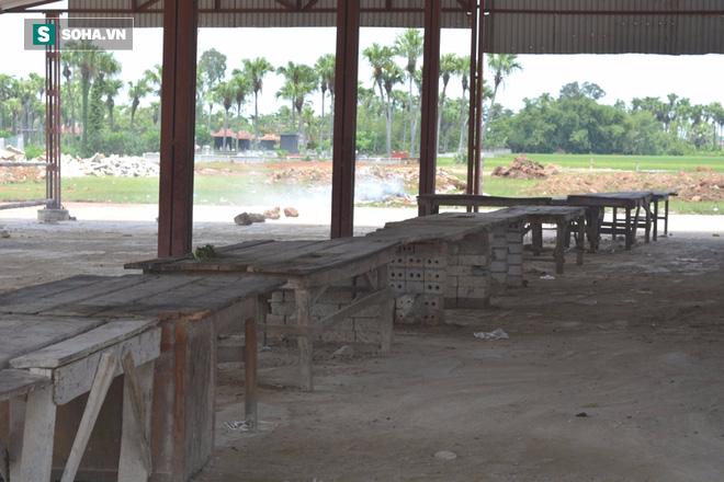 Cận cảnh khu chợ trị giá gần chục tỉ đồng ở Thanh Hoá - Ảnh 13.