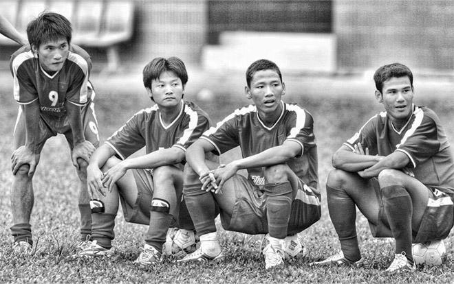 Công Vinh - Kẻ to gan dám làm cầu thủ tử tế trong nền bóng đá chưa tử tế - Ảnh 1.