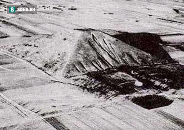 Đại kim tự tháp ở Trung Quốc – Bí ẩn chưa thể khám phá - Ảnh 1.