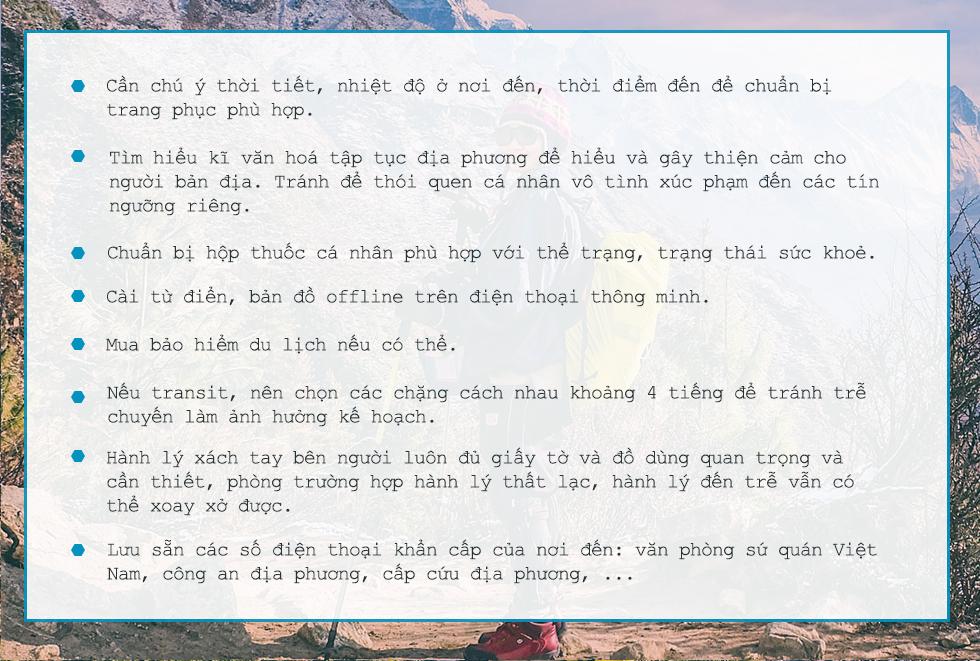 Mai Hương - cô gái chọn xê dịch là lẽ sống - Ảnh 14.