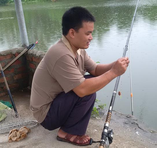 """Đi săn cá """"khủng"""" - Ảnh 4."""