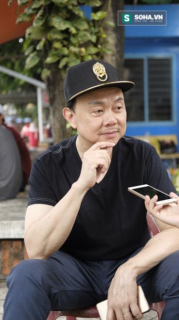 Chí Tài: Chuyện ăn uống ở Việt Nam giống như mua vé số. Hên xui! - Ảnh 2.