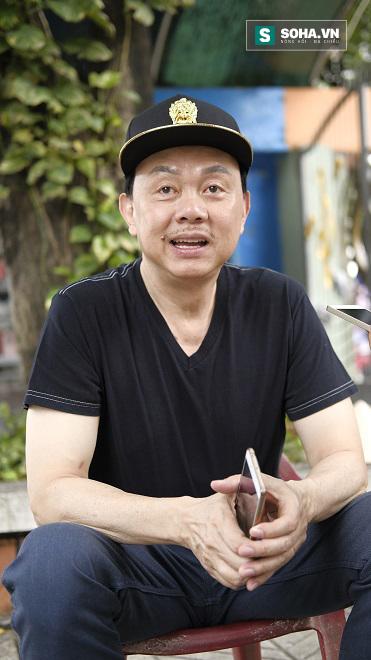 Chí Tài: Chuyện ăn uống ở Việt Nam giống như mua vé số. Hên xui! - Ảnh 3.