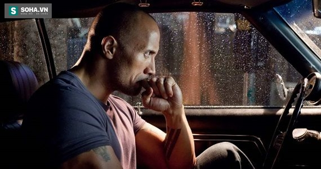 Dwayne The Rock Johnson và trận chiến với bệnh trầm cảm - Ảnh 3.