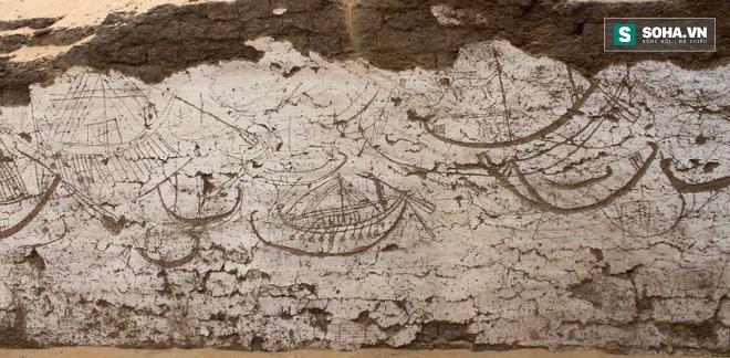 Phát hiện những điều kỳ lạ trong hầm mộ của pharaoh quyền lực nhất Ai Cập - Ảnh 2.