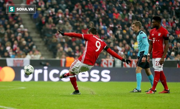 Bayern Munich 1-0 Atletico Madrid: Bại binh phục hận - Ảnh 2.