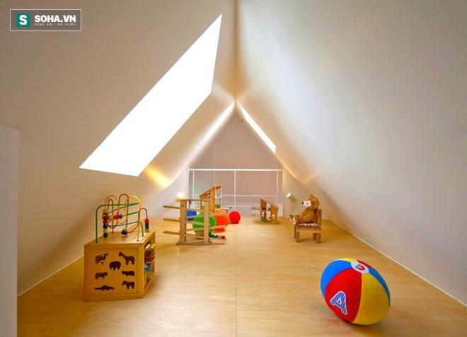 Choáng với kiến trúc của ngôi nhà mỏng đến không tưởng tại Nhật - Ảnh 5.