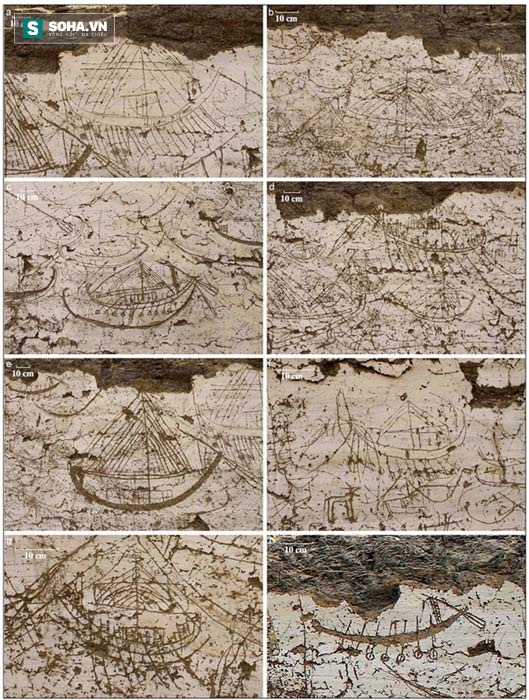 Phát hiện ký tự lạ niên đại 3800 năm gần hầm mộ pharaoh ở Ai Cập - Ảnh 2.