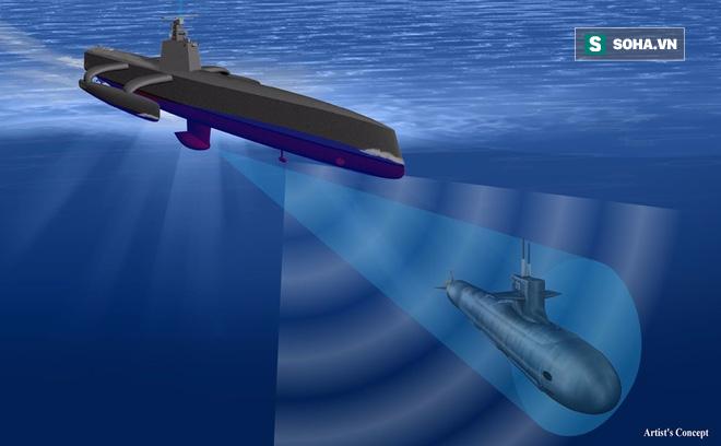 Quên ngư lôi đi, đây mới là kẻ thù đáng sợ nhất của mọi tàu ngầm! - Ảnh 2.