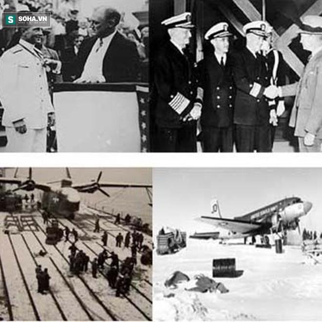 """Đã phát hiện 7 hiện tượng siêu bí ẩn ở Nam Cực - """"miền đất hứa"""" của trùm phát xít Hitler - Ảnh 6."""