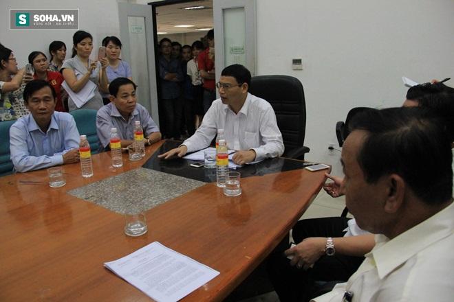 Náo loạn tại Big C Đà Nẵng: Chủ tòa nhà chống lệnh của tòa án? - Ảnh 5.