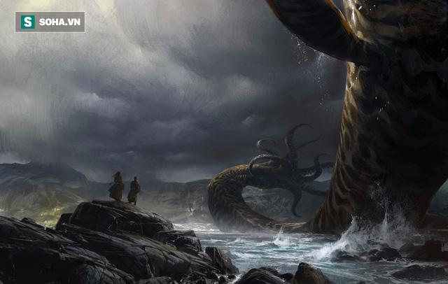 Leviathan - Con quái vật đáng sợ hơn cả Kraken, ám ảnh biết bao đời thủy thủ - Ảnh 1.