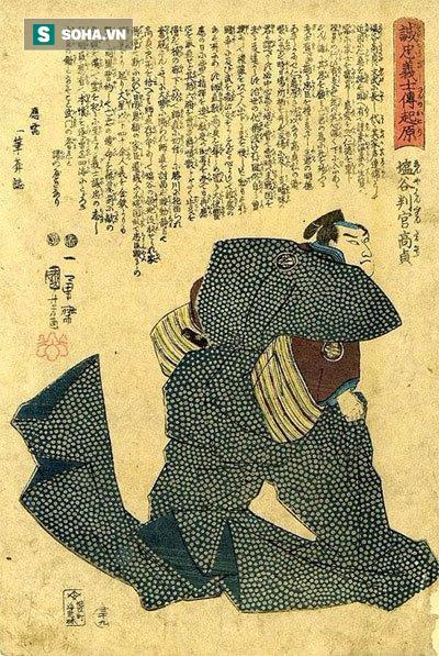 Huyền thoại có thật về cuộc trả thù đẫm máu của 47 samurai mất chủ ở Nhật bản - Ảnh 1.