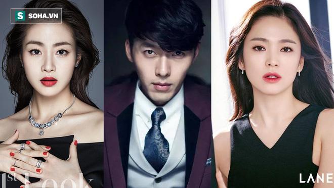 Vừa công khai hẹn hò Hyun Bin, Kang Sora đã bị so sánh với Song Hye Kyo - Ảnh 1.