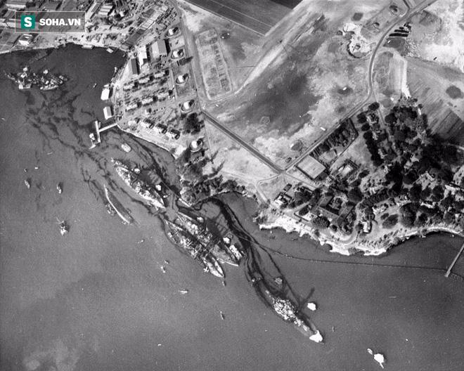 Dù tan nát sau trận Trân Châu Cảng nhưng hải quân Mỹ vẫn làm được 1 điều kỳ tích - Ảnh 1.