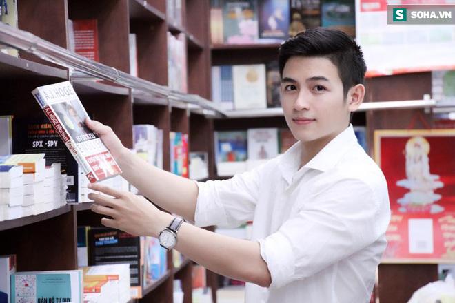 Quyết định không ngờ của chàng phát thanh viên điển trai nhất Việt Nam - Ảnh 3.