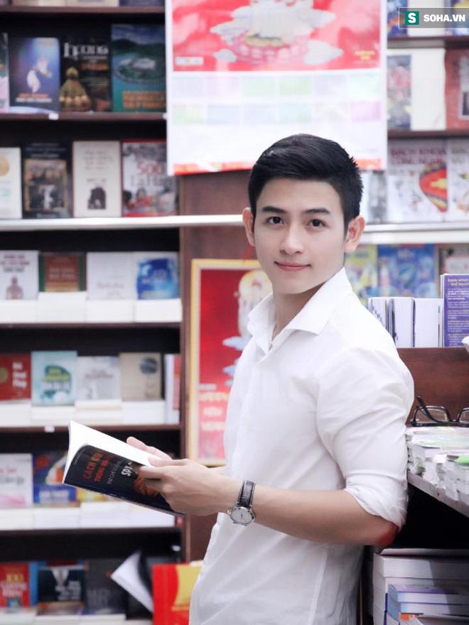 Quyết định không ngờ của chàng phát thanh viên điển trai nhất Việt Nam - Ảnh 9.
