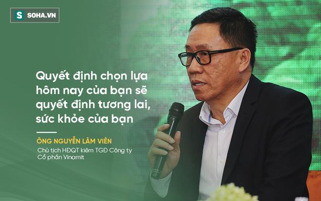 Chuyên gia Vũ Thế Thành: Chỉ có ở Việt Nam mới có khái niệm thực phẩm sạch - Ảnh 7.
