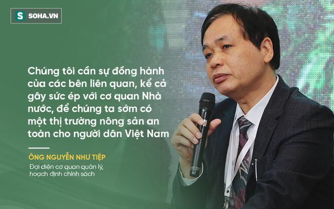 Chuyên gia Vũ Thế Thành: Chỉ có ở Việt Nam mới có khái niệm thực phẩm sạch - Ảnh 8.