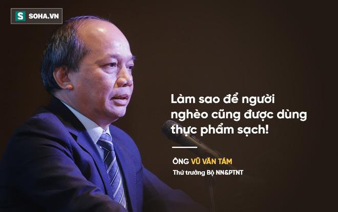 Chuyên gia Vũ Thế Thành: Chỉ có ở Việt Nam mới có khái niệm thực phẩm sạch - Ảnh 1.