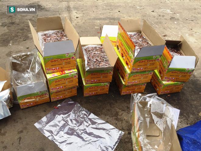 TP HCM: Kinh hãi phát hiện nhiều tấn mứt đầy ruồi nhặng chuẩn bị bán ra thị trường Tết - Ảnh 10.
